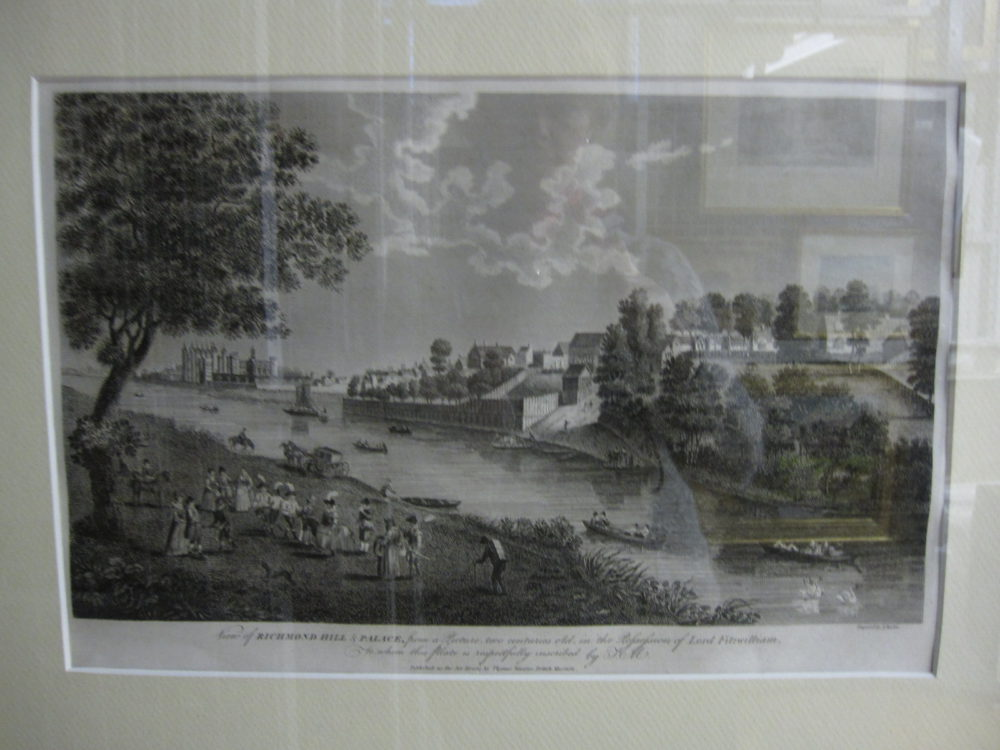 View of Richmond Hill and Palace