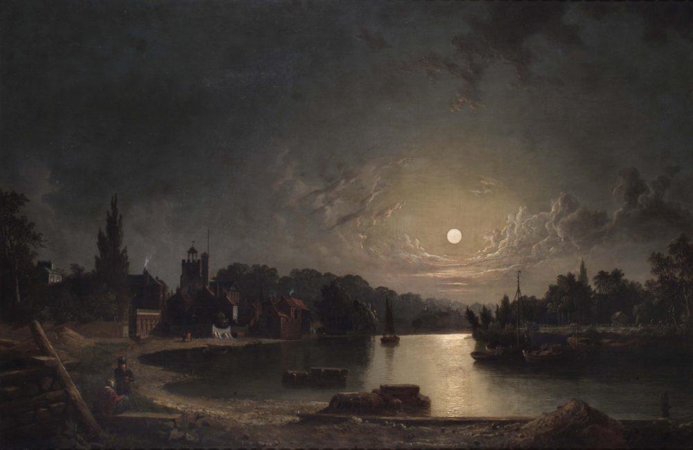Twickenham by Moonlight