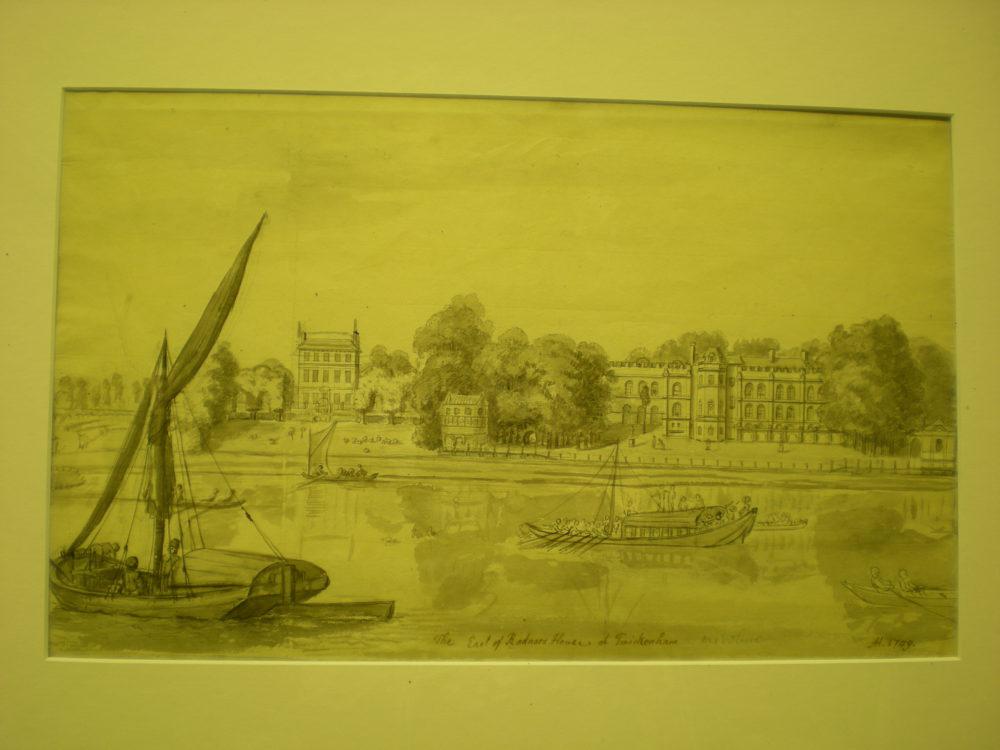The Earl of Radnor's House at Twickenham