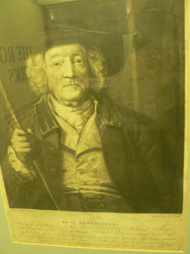 John Lewis, Brewer of Richmond