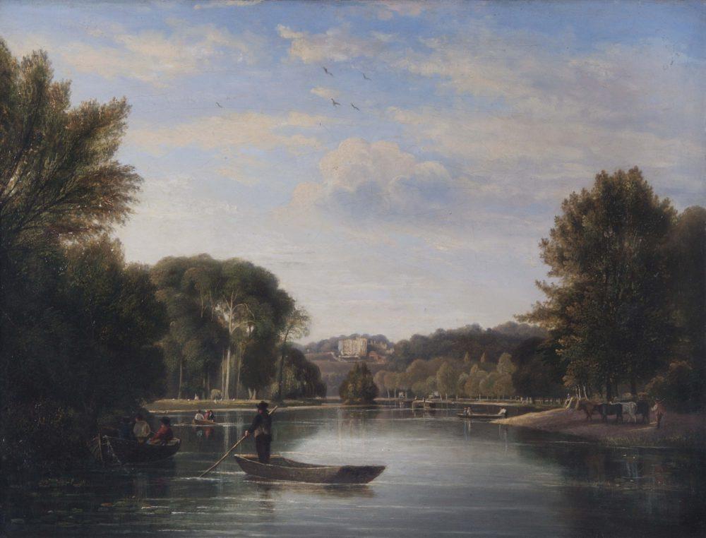 Richmond Hill from Twickenham