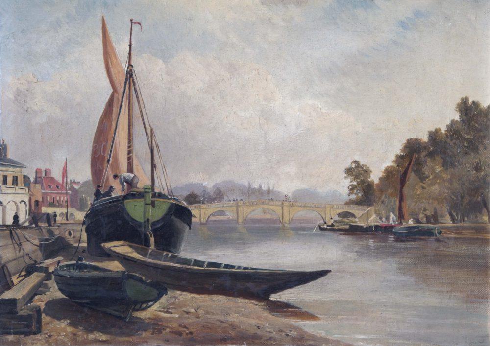 Richmond (Boats at Richmond)
