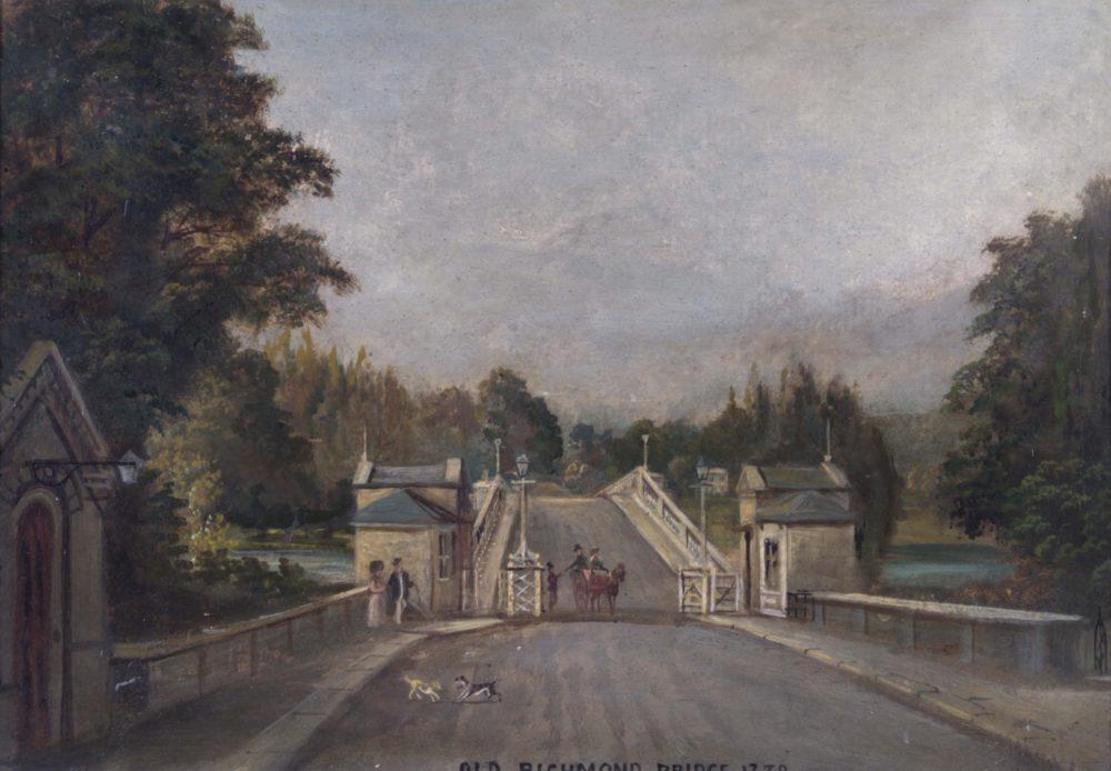 Old Richmond Bridge