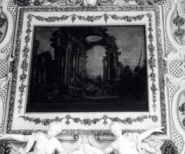 Ruins and Figures