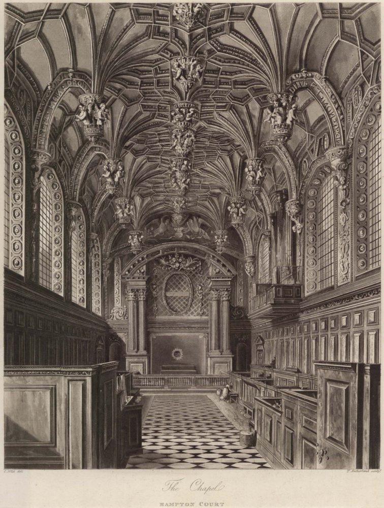 The Chapel Hampton Court