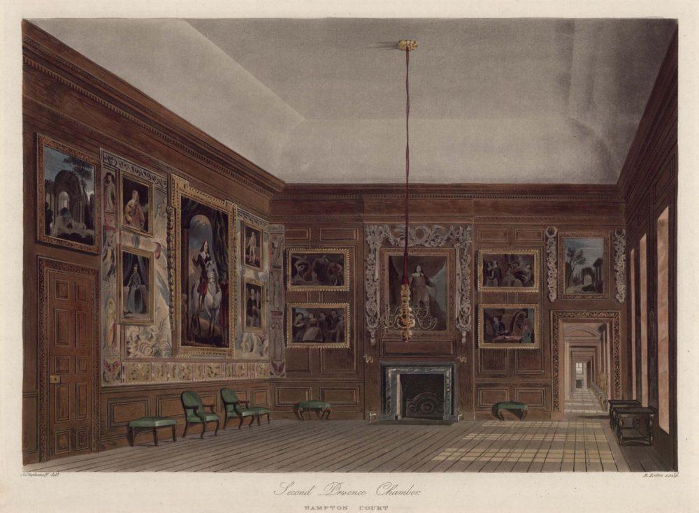 Second Presence Chamber Hampton Court