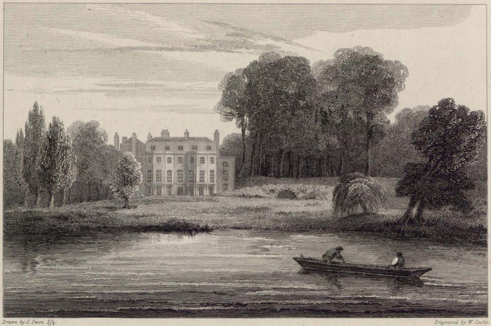 Lady Howe's Villa