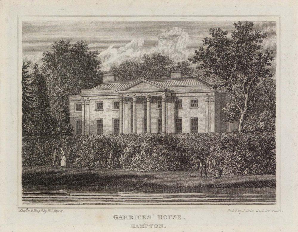 Garrick's House, Hampton