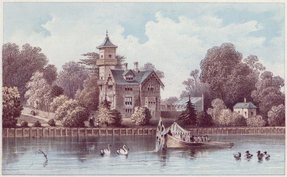 Pope's Villa at Twickenham