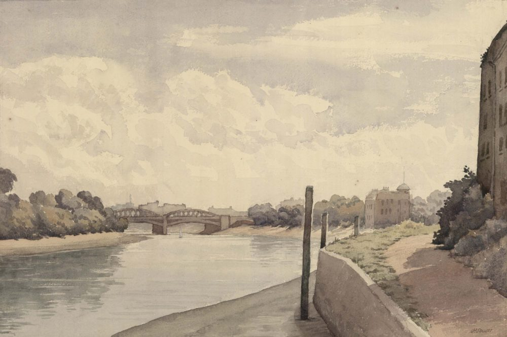 The Thames at Mortlake