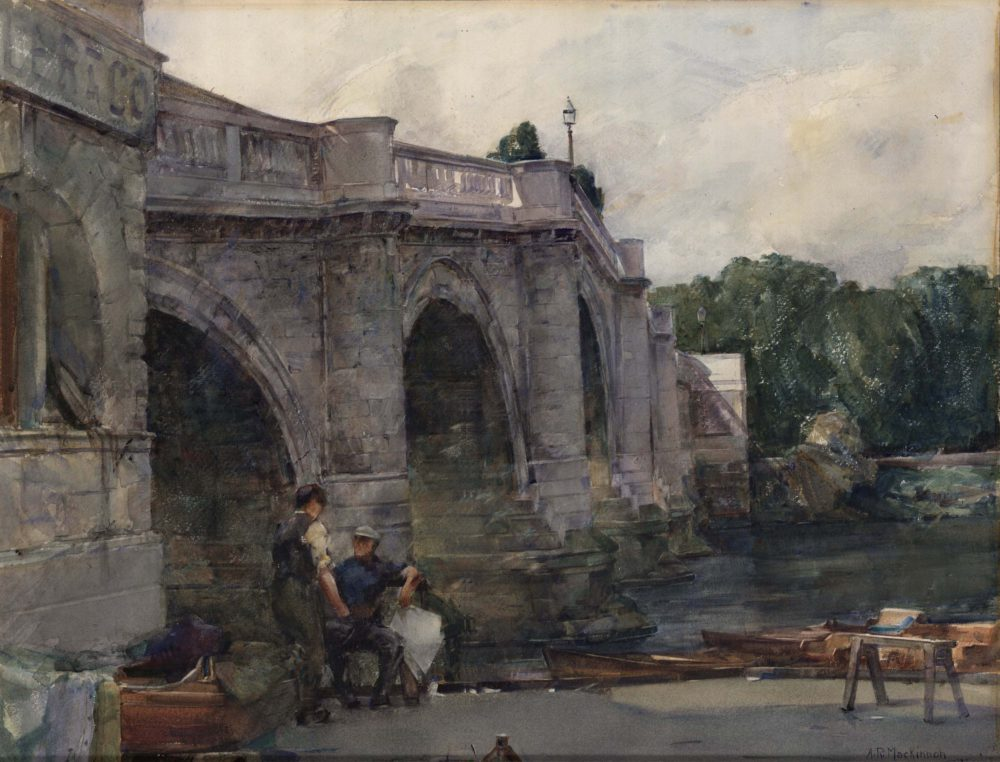 Richmond Bridge 1926