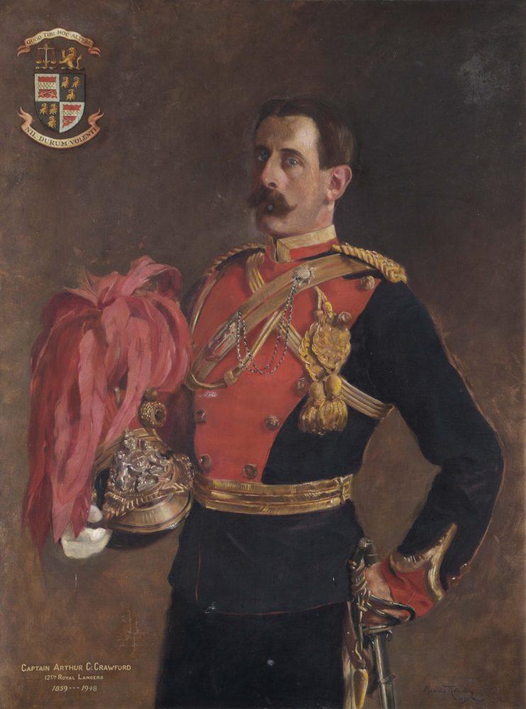 Captain Arthur C. Crawford