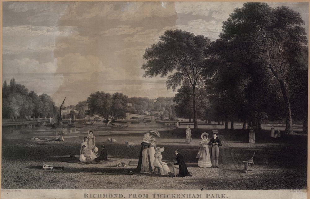 Richmond, from Twickenham Park
