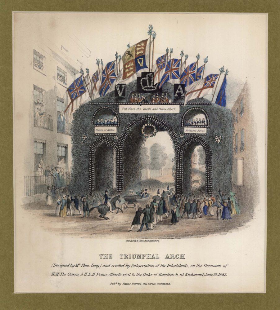 The Triumphal Arch, Richmond