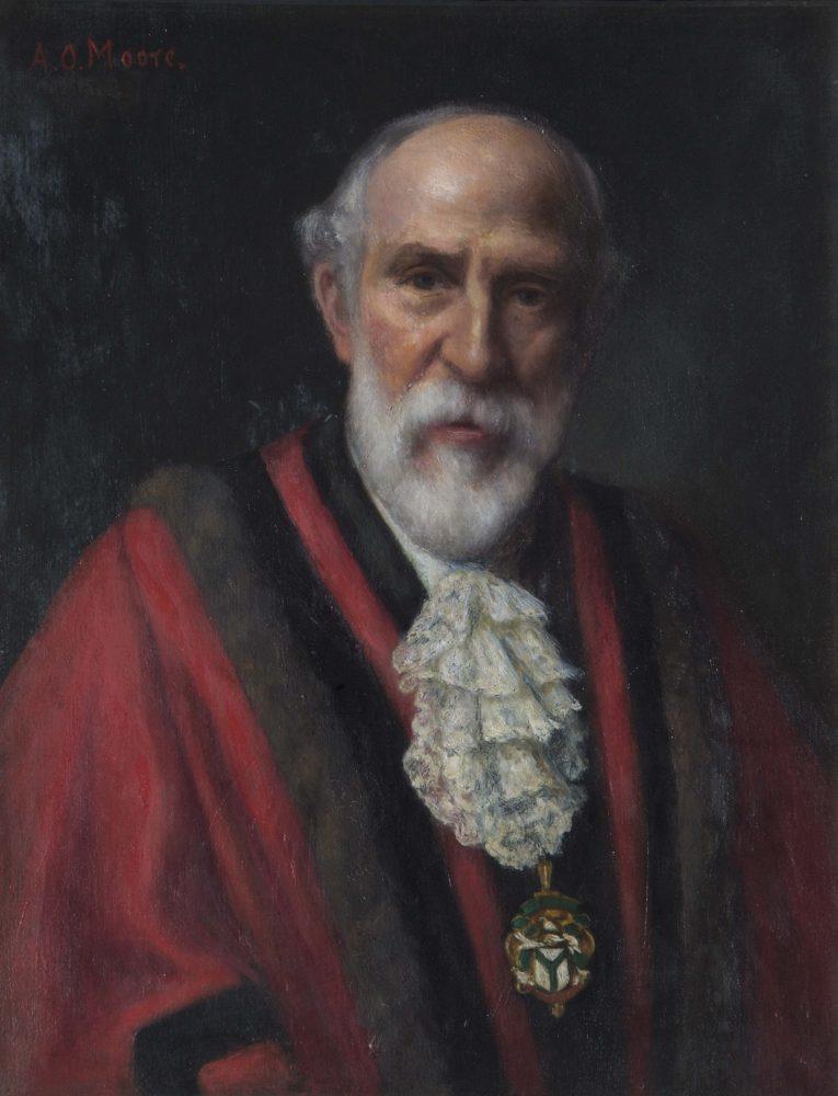 Alderman J. Owen Mayor of Twickenham (1930 – 1931)