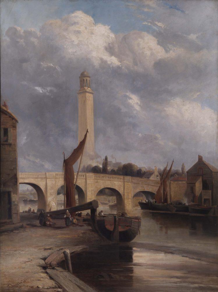 The Second Kew Bridge