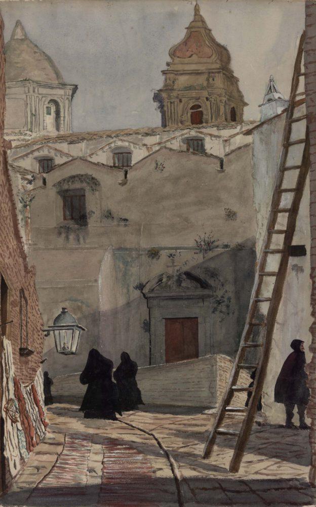 Church in Sicily