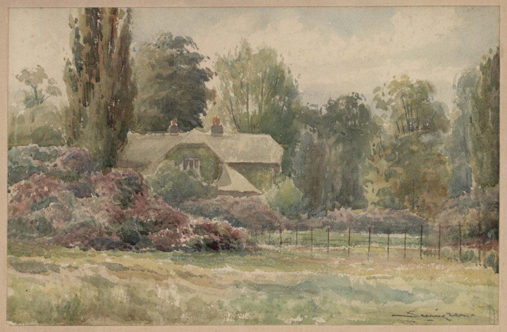 Bog Cottage, Sheen Common