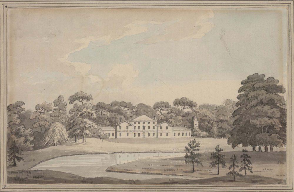 View in Kew Gardens