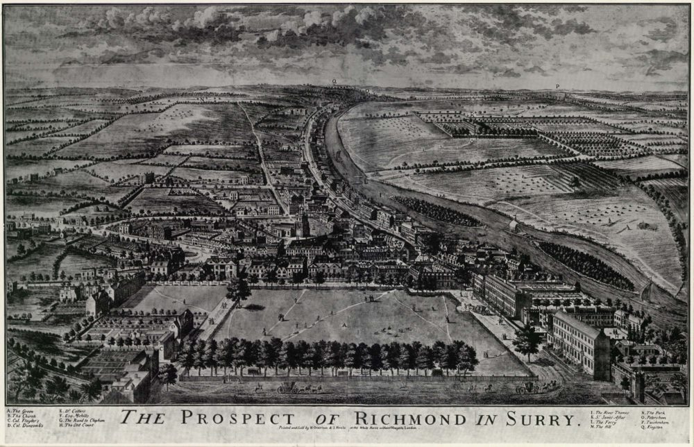 The Prospect of Richmond in Surry