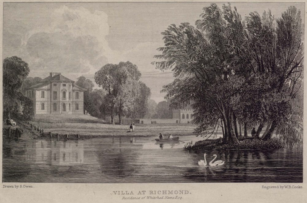 Villa at Richmond