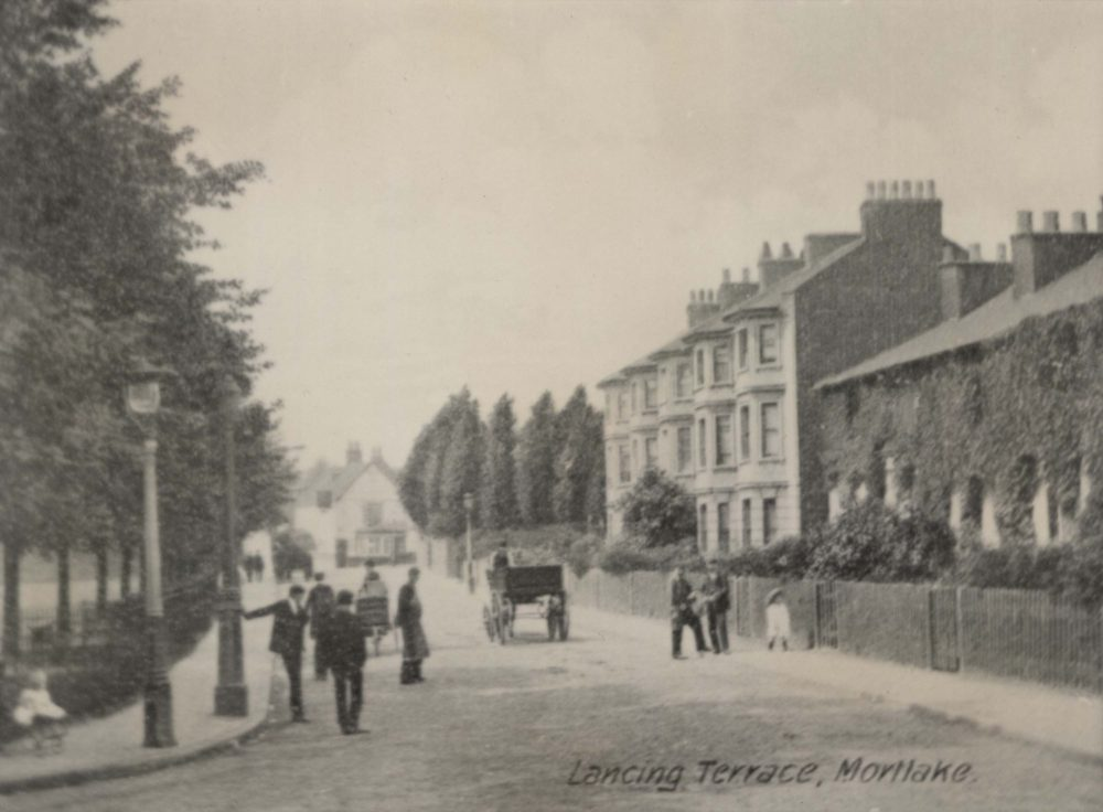 Lancing Terrace, Mortlake