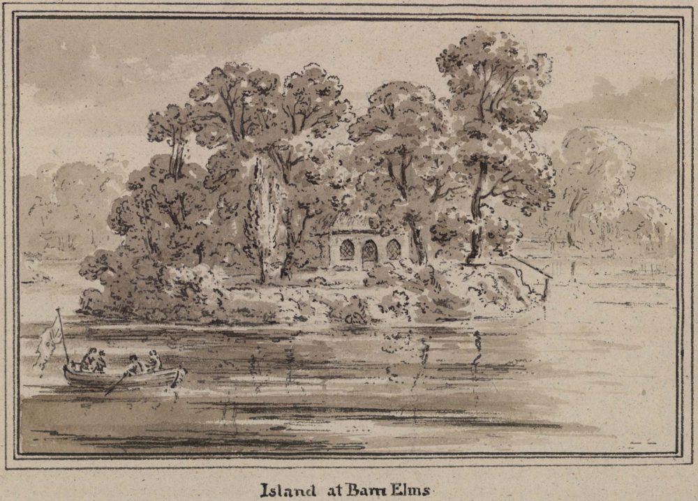 Island at Barn Elms