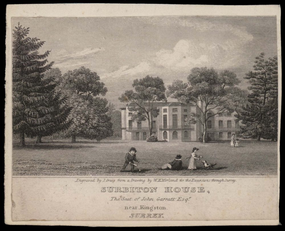 Surbiton House
