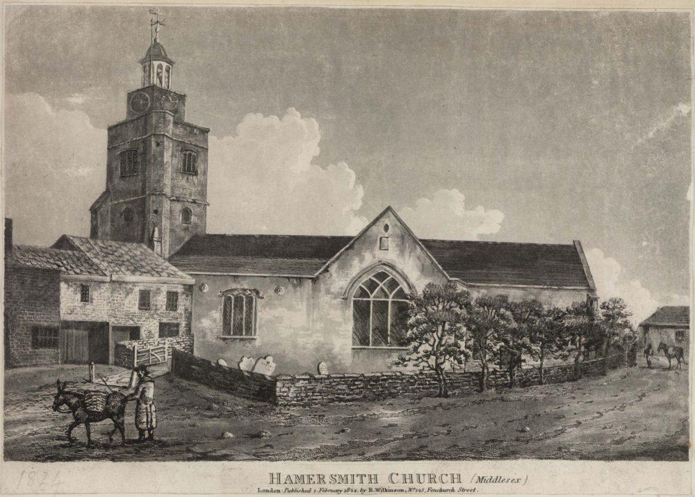 Hamersmith Church (Middlesex)