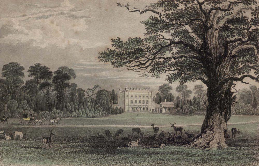 Queen's Lodge, Bushy Park