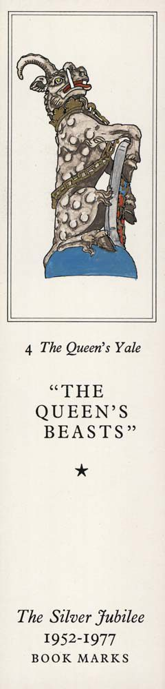 The Queen's Beasts-The Queen's Yale