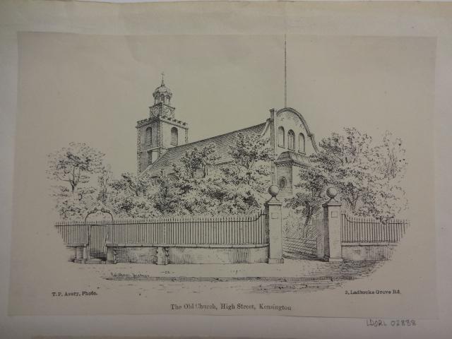 The Old Church, High Street, Kensington
