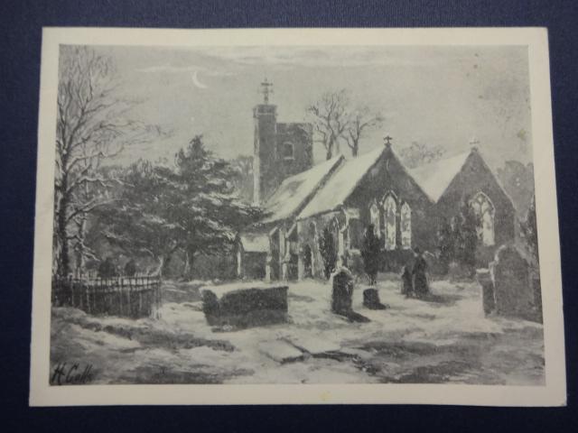 Barnes Parish Church