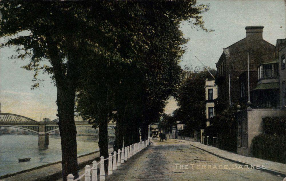 The Terrace, Barnes