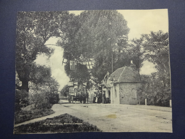 Old Toll House, Barnes Common