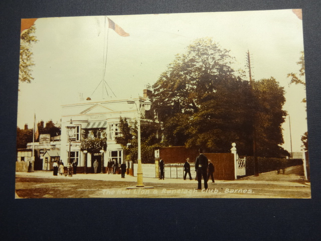 The Red Lion & Ranelagh Club, Barnes