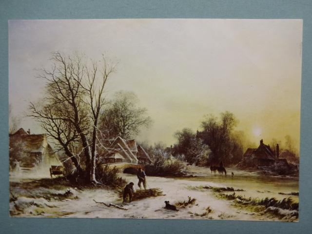 The Village Brook