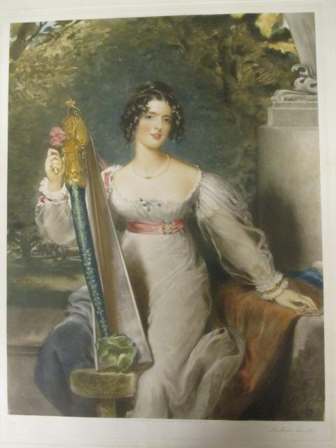 Lady Elizabeth Conyngham
