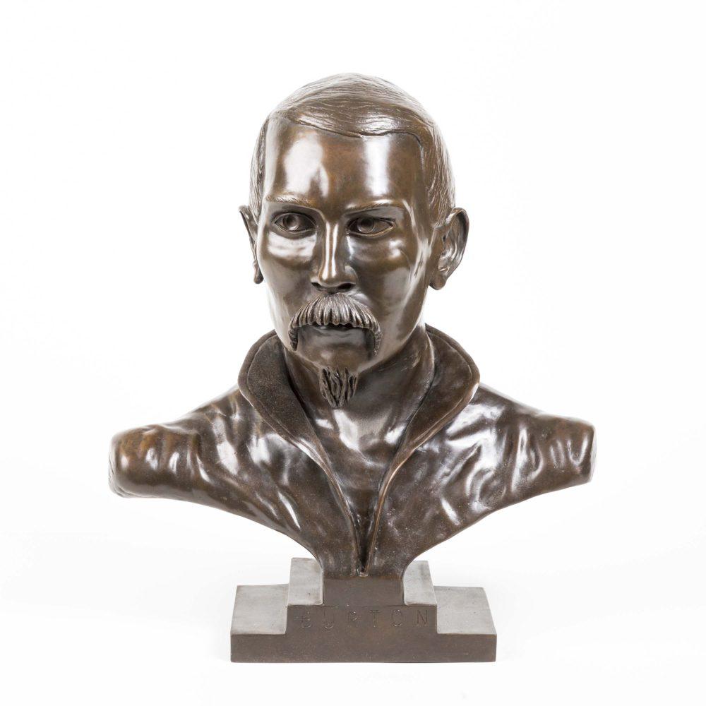 Bust of Sir Richard Burton