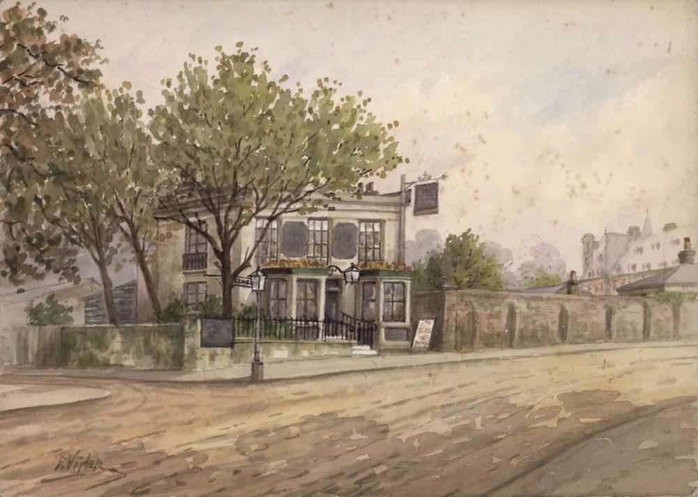 Lass of Richmond Hill pub, Queen's Road, RIchmond