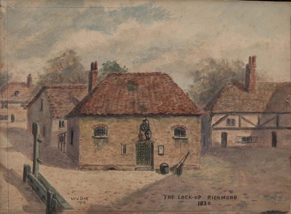 The Lock-up, Richmond 1830