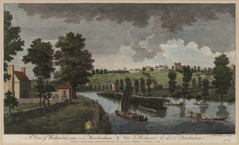 A View of Richmond, taken near Twickenham