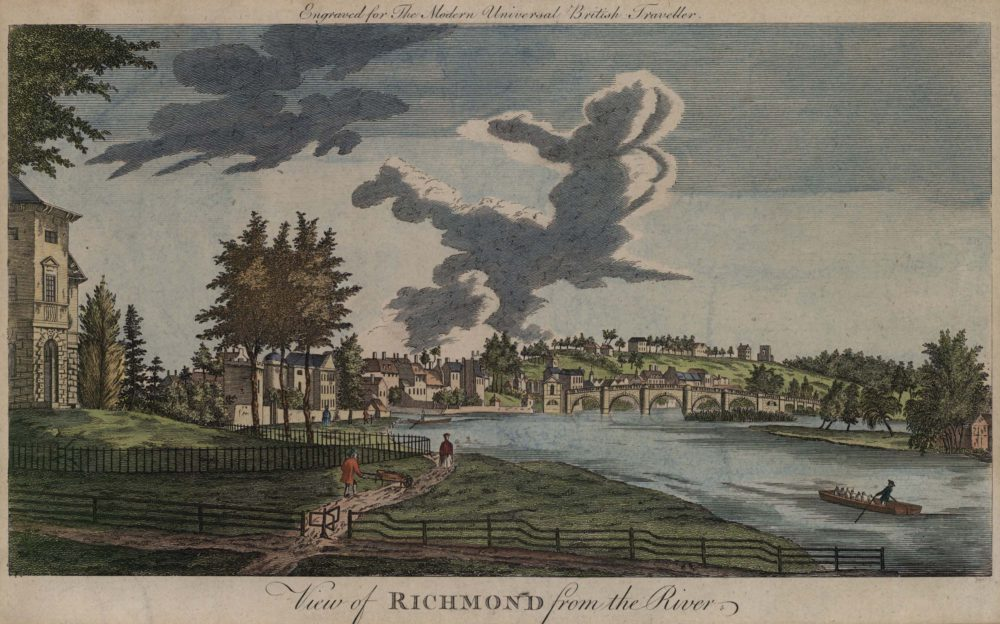A View of Richmond from the River