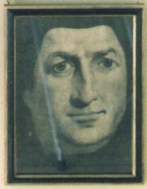 Death Mask of David Garrick