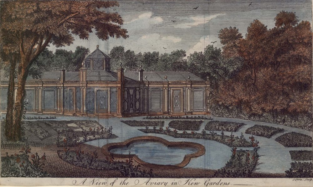 A View of the Aviary in Kew Gardens, Unkown