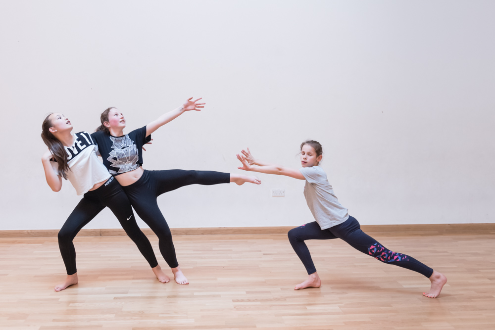DanceWest, Contemporary and Creative Dance